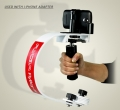 Стедикам Proaim Flycam Flyboy-III черный, GoPro/iPhone Adapter