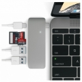 USB-хаб Satechi Combo Hub 3 in 1 USB Type-C