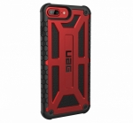 Чехол Urban Armor Gear Monarch Crimson для iPhone 8/7/6s/6 Plus