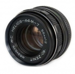 Объектив МС Гелиос 44М-7 58мм F2 для Sony Alpha (A-mount)