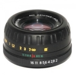 Объектив Зенитар-М 50 mm f/2.0 для Sony Alpha (A-mount)