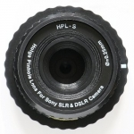 Пинхол-объектив Holga HPL-S для Sony Alpha (A-mount)