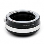 Адаптер Focus Reducer Speed Booster для Nikon G - Sony E NEX