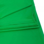 Фон тканевый Mingxing Solid Color Background ChromaGreen 68020 (3x6m)