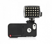 Комплект Manfrotto MKLKLYP5 Case iPhone 5+ML240: чехол для iPhone 5/5S + свет