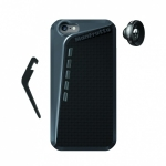 Комплект Manfrotto MKOKLYP6-T Black Case Tele 3x kit: чехол для iPhone 6 + объектив