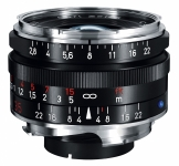 Объектив Carl Zeiss C Biogon 2,8/35, black для камер ZM (Leica M)