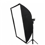 Софтбокс жаропрочный Mingxing Grid Softbox 40x40 cm
