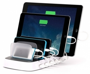 Док-станция для iPhone /iPod /iPad Griffin Powerdock 5