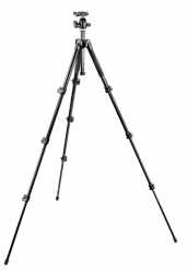 Штатив Manfrotto MK293A4-A0RC2 KIT 293 Alu + голова 494RC2